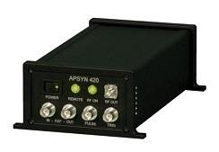Двухканальный синтезатор частот APSYN420-2